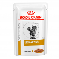 Royal Canin Urinary S/O пауч для кошек 85 г