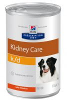 Hill's PD K/D Kidney Care Renal консервы для собак 370 г