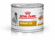 Royal Canin Urinary S/O консервы для собак