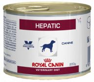 Royal Canin Hepatic конс для собак 200 г